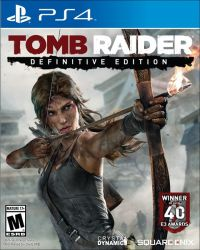 PS4. TOMB RAIDER DEFINITIVE EDITION. EM PORTUGUÊS.  NOVO.