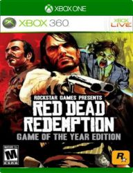 XBOX 360. RED DEAD REDEMPTION + UNDEAD NIGHTMARE +MULTIPLAYER. GAME OF THE YEAR EDITION. NOVO.