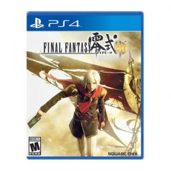 PS4. FINAL FANTASY TYPE-O HD . NOVO.