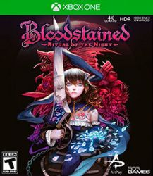 XBOX ONE. BLOODSTAINED. NOVO.