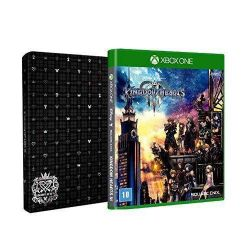 XBOX ONE. KINGDOM HEARTS III. 3. STEELBOOK. NOVO.