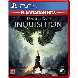 PS4. DRAGON AGE INQUISITION. NOVO.