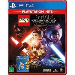 PS4. LEGO STAR WARS. DESPERTAR DA FORÇA. 100% EM PORTUGUÊS. NOVO.