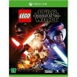 XBOX ONE. LEGO STAR WARS. O DESPERTAR DA FORÇA. 100% EM PORTUGUÊS. NOVO.