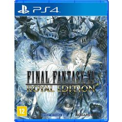 PS4. FINAL FANTASY ROYAL EDITION. EM PORTUGUÊS.NOVO.