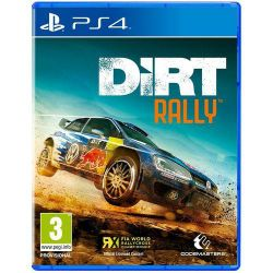 PS4. DIRT RALLY. NOVO.