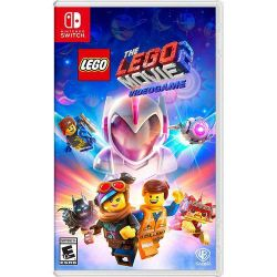 SWITCH. THE LEGO MOVIE 2. EM PORTUGUES. NOVO.