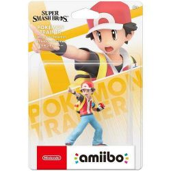 AMIIBO. POKEMON TRAINER.  NOVO.