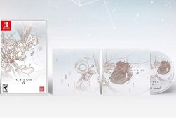 SWITCH. CYTUS ALPHA + CD BÔNUS MUSIC. NOVO.