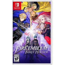 SWITCH. FIRE EMBLEM. THREE HOUSES. NOVO.
