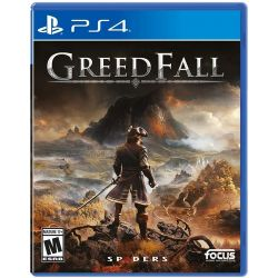 PS4. GREED FALL. NOVO.