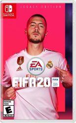 SWITCH. FIFA 20. 100% EM PORTUGUÊS. NOVO.
