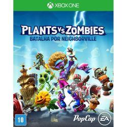 XBOX ONE. PLANTS VS ZOMBIES . BATALHA POR NEIGHBORVILLE. 100% EM PORTUGUÊS. REQUER INTERNET. NOVO.