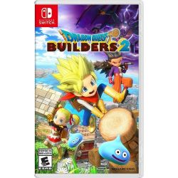 SWITCH. DRAGON QUEST BUILDERS 2. NOVO.