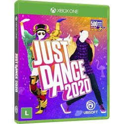 XBOX ONE. JUST DANCE 2020. EM PORTUGUÊS. NOVO.