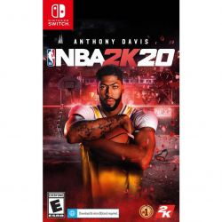 SWITCH. NBA 2K20.