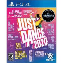 PS4. JUST DANCE 2020. EM PORTUGUÊS. NOVO.