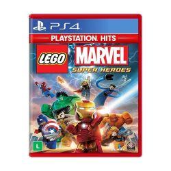 PS4. LEGO MARVEL SUPER HEROES. EM PORTUGUÊS. NOVO.