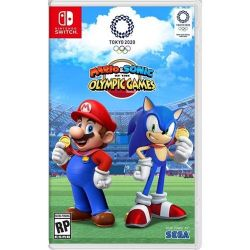SWITCH. MARIO E SONIC AT THE OLYMPIC GAMES. NOVO.
