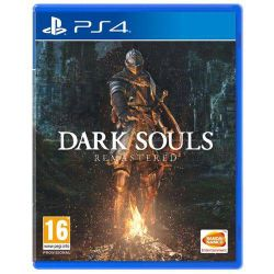 PS4. DARK SOULS 1 REMASTERED. EM PORTUGUÊS.   NOVO.