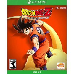 XBOX ONE. DRAGON BALL Z KAKAROT. EM PORTUGUÊS. NOVO.