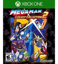 XBOX ONE. MEGAMAN LEGACY COLLECTION 2. NOVO.