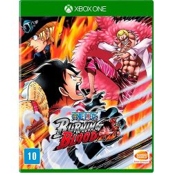 XBOX ONE. ONE PIECE BURNING BLOOD. NOVO.