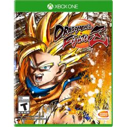 XBOX ONE. DRAGON BALL FIGHTERZ. EM PORTUGUÊS. NOVO.