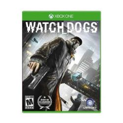 XBOX ONE. WATCH DOGS . EM PORTUGUÊS. NOVO.