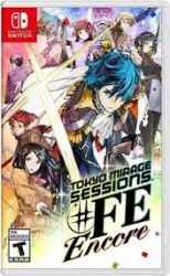 SWITCH. TOKYO MIRAGE SESSIONS FE ENCORE. NOVO.