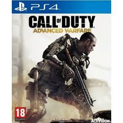 PS4. CALL OF DUTY ADVANCED WARFARE. INGLÊS / ESPANHOL. NOVO.
