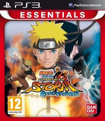PS3. NARUTO GENERATIONS. SHIPPUDEN ULTIMATE NINJA. NOVO.