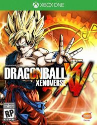 XBOX ONE. DRAGON BALL XENOVERSE 1. NOVO.