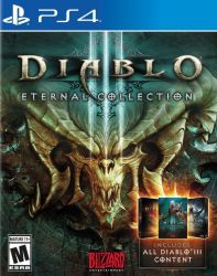 PS4. DIABLO III. 3. ETERNAL COLLECTION. EM INGLÊS. NOVO.