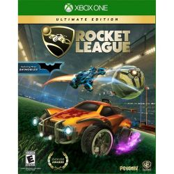 XBOX ONE. ROCKET LEAGUE. ULTIMATE EDITION. EM PORTUGUÊS. NOVO.