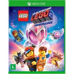 XBOX ONE. LEGO MOVIE 2. VIDEOGAME. 100% EM PORTUGUÊS. NOVO.