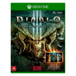 XBOX ONE. DIABLO III ETERNAL COLLECTION. NOVO.