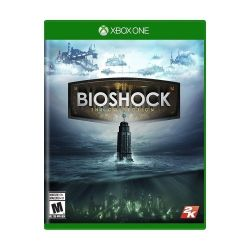 XBOX ONE. BIOSHOCK COLLECTION. 3 JOGOS. NOVO.
