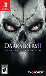 SWITCH. DARKSIDERS II. 2. DEFINITIVE EDITION. NOVO.