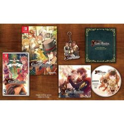SWITCH. CODE REALIZE. GUARDIAN OF REBIRTH. COLLECTORS EDITION. NOVO.