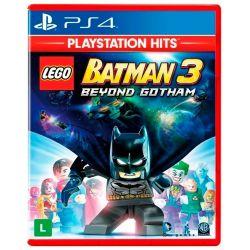 PS4. LEGO BATMAN 3 BEYOND GOTHAM.  100% EM PORTUGUÊS. NOVO.