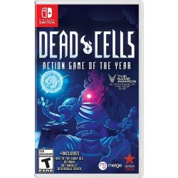 SWITCH. DEAD CELLS .ACTION GAME OF THE YEAR.  NOVO.