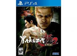 PS4. YAKUZA KIWAMI 2. NOVO.