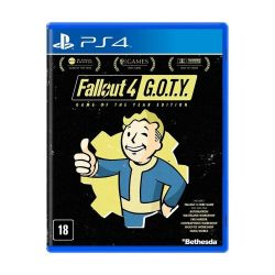 PS4. FALLOUT 4 GOTY . GAME OF THE YEAR EDITION. NOVO.