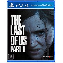 PS4. THE LAST OF US PART II 2. 100% EM PORTUGUÊS.  NOVO.