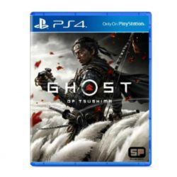 PS4. GHOST OF  TSUSHIMA.  DUBLADO EM  PORTUGUÊS.  NOVO.