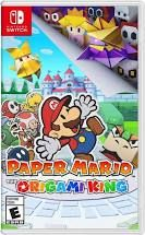 SWITCH. PAPER MARIO: THE  ORIGAMI KING. CHEGA DIA 24/07