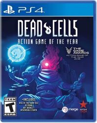 PS4. DEAD CELLS. ACTION GAME OF THE YEAR. NOVO