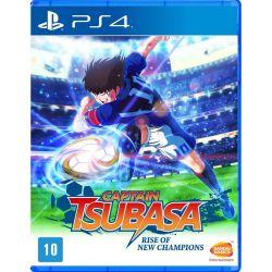 PS4. CAPTAIN TSUBASA. RISE OF NEW CHAMPIONS. NOVO.
