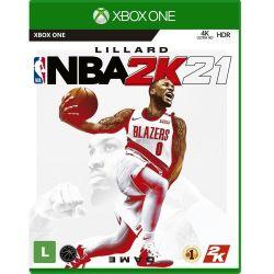 XBOX ONE. NBA 2K21.  21. NOVO.